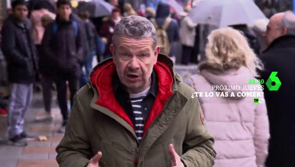 Alberto Chicote investiga el fraude del pan y de la comida ecológica en el doble estreno de la nueva temporada de ¿Te lo vas a comer?