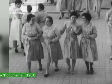 Imagen de 'Documental', un corto de una cineasta durante el franquismo