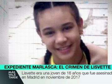 Lisvette, menor asesinada en Madrid