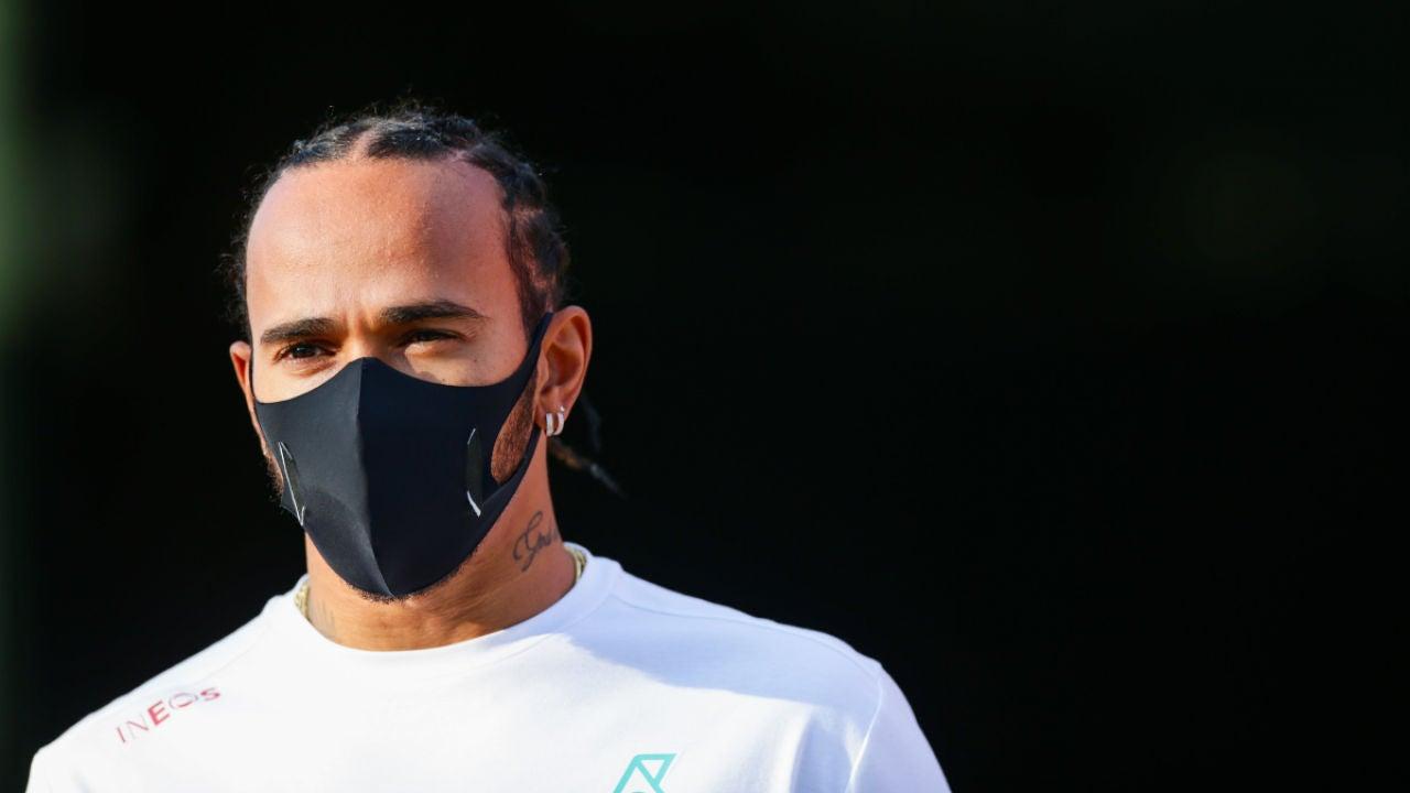 """Lewis Hamilton, muy crítico con el GP de Turquía: """"Este asfalto es una mie***"""""""