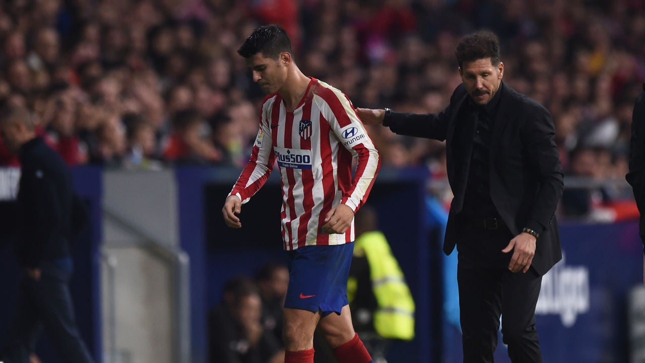 El agente de Morata reconoce que Álvaro tuvo la iniciativa de salir del Atlético de Madrid
