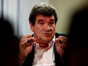 José Luis Escrivá, ministro de Inclusión y Seguridad Social