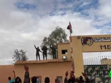El Frente Polisario da por roto el alto el fuego con Marruecos en el Sáhara y declara el estado de guerra