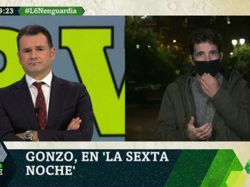 """Gonzo, sobre la """"infantilización"""" de la pandemia: """"En junio se nos dijo que habíamos vencido al virus"""""""