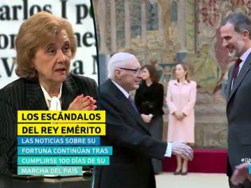 Carmen Enríquez en El Objetivo