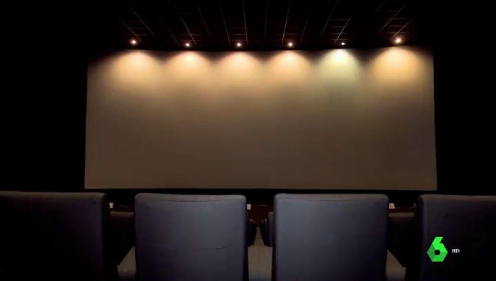 Imagen de un cine pequeño