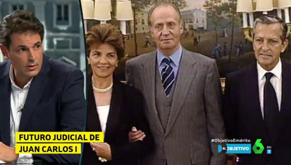 José María Olmo, periodista de 'El Confidencial'