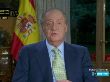 """Así pedía Juan Carlos I denunciar y castigar la corrupción: """"No puede prevalecer en un régimen democrático"""""""