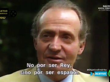 """Cuando Juan Carlos I presumía de pagar impuestos: """"Ya recibo un tratamiento especial por ser rey"""""""