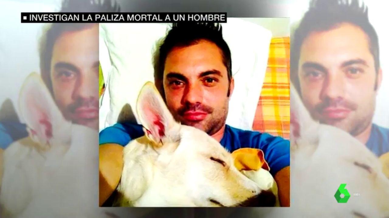 Iván Vaquero, asesinado en Velilla de San Antonio