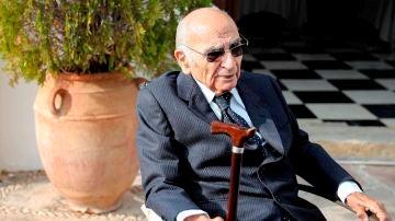 El poeta español Francisco Brines, Premio Cervantes 2020