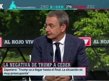 """Zapatero: """"Joe Biden sorprenderá favorablemente. Es un político con mucha experiencia y va a hacer un Gobierno potente"""""""