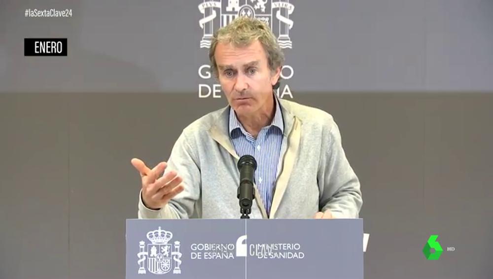 Las polémicas de Fernando Simón: así han sido sus 11 meses dando la cara frente al coronavirus