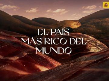 Campaña 'El País Más Rico del Mundo'
