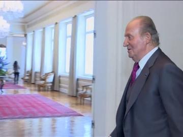 El rey Juan Carlos niega tener fondos en el paraíso fiscal de Jersey