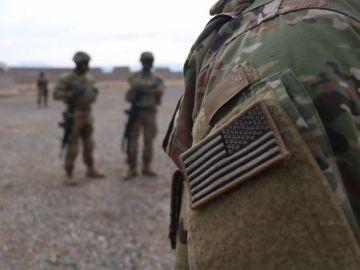 Militares americanos en Afganistán