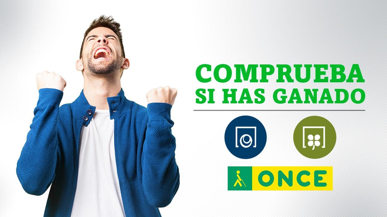 Resultados de los sorteos de ONCE, Bonoloto y Euromillones del martes, 24 de noviembre del 2020