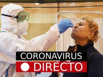 Madrid y España | Coronavirus: Confinamiento por zonas, restricciones y noticias sobre la vacuna del COVID-19, EN DIRECTO