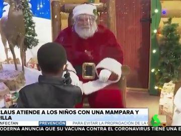 La solución para que los niños y niñas puedan entregar su carta a Papá Noel de manera segura