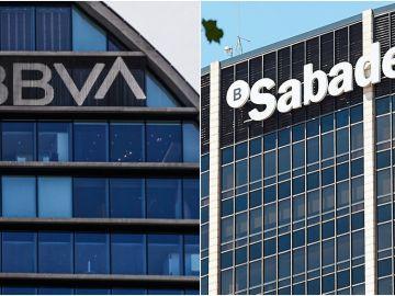 BBVA y Banco Sabadell