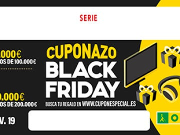 El cuponazo se une al Black Friday 2020 y sorteará tarjetas de regalo de Amazon