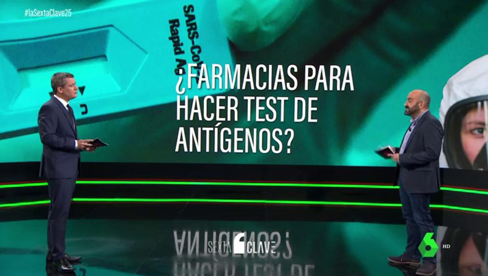 ¿Test de antígenos para reunirnos en Navidad? Los escollos de la propuesta de Madrid y Cataluña