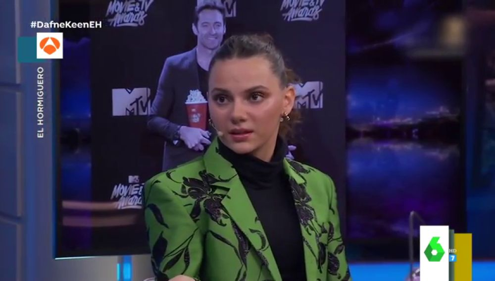 "Así es Dafne Keen, la actriz española que pegó a Hugh Jackman para protagonizar 'Logan': ""Me sentí fatal"""