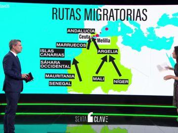 ¿Por qué las llegadas de migrantes a Canarias se han multiplicado en 2020?
