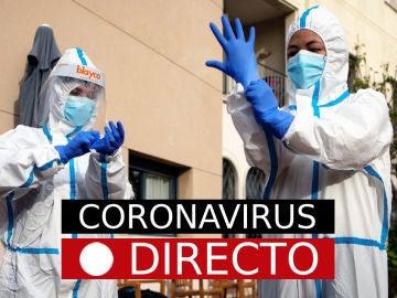 Coronavirus en España: Noticias de última hora de los confinamientos, test y vacunas, en directo