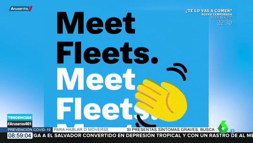 Twitter lanza 'Fleets', la función para publicar 'stories' de 24 horas