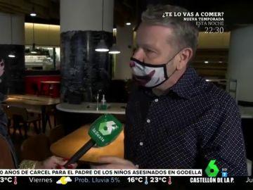 """Chicote, sobre las Campanadas junto a Cristina Pedroche: """"Creo que van a ser las más ilusionantes y esperanzadoras"""""""