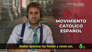 """España """"se rompe"""" por la extrema derecha: la llamada de Ibarburu a la Falange y el Movimiento Católico que destapa el mal rollo entre ambos por Franco"""
