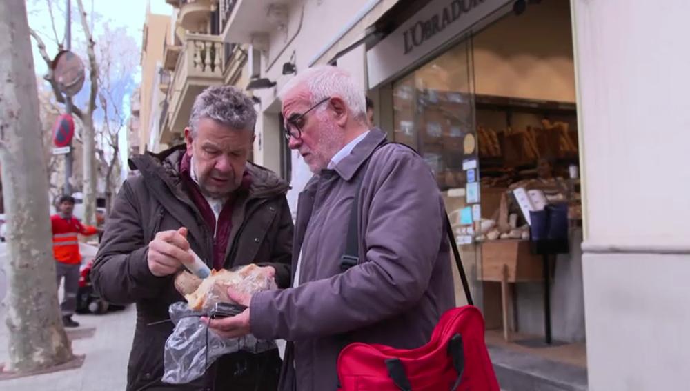 Alberto Chicote descubre que muchas panaderías venden pan de levadura química como masa madre