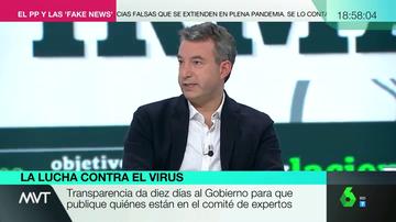 """El doctor César Carballo explica cómo afronta las fiestas de Navidad:""""Me haré test, test y test"""""""