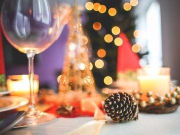 Imagen de archivo de una celebración de Navidad