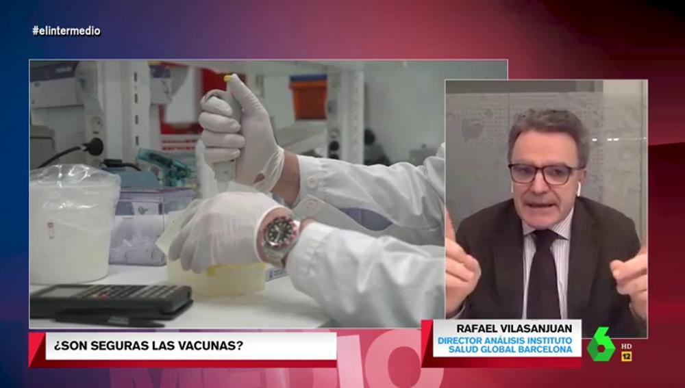 El experto Vilasanjuan responde a las preguntas que todo el mundo se hace