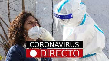 Toda la información sobre el coronavirus, en directo