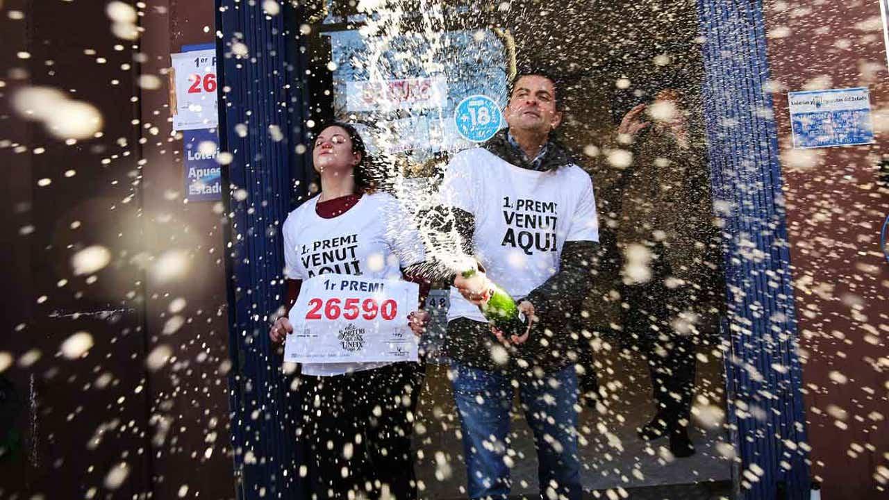 Comprar Lotería de Navidad en Manises Loterías, ¿cuántas veces ha repartido el Gordo?