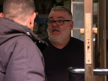 """El dueño de un bar que ha suspendido la inspección sanitaria intenta tomar el pelo a Chicote: """"Tengo cocina pero no hago comida"""""""