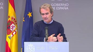 """Fernando Simón responde: los """"allegados"""" en Navidad"""