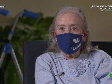 """Pasar el coronavirus en una residencia: """"Se murieron tres amigas y no nos decían nada para no asustarnos"""""""