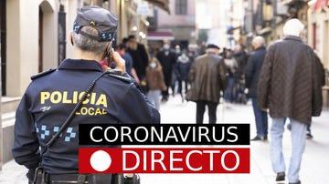 Coronavirus España | Plan de Navidad y restricciones por el puente de diciembre | Última hora del COVID-19, en directo