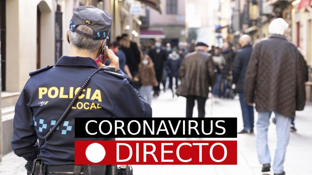 Coronavirus España   Plan de Navidad y restricciones por el puente de diciembre   Última hora del COVID-19, en directo