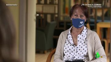 """El duro testimonio de Juani, trabajadora en una residencia de ancianos: """"No se me olvidará su miedo en los ojos"""""""