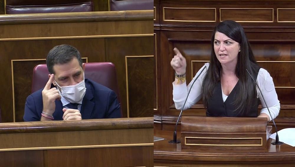 Enfrentamiento entre Vox y PP
