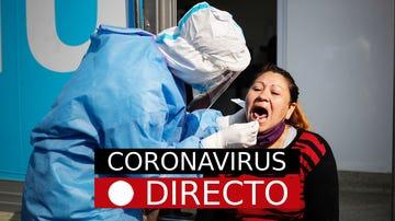 Coronavirus España | Cierres perimetrales por el puente de Diciembre, medidas de Navidad y noticias del COVID-19 | Directo