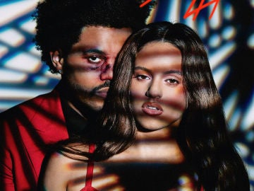 The Weeknd y Rosalía presentan el remix de 'Blinding Lights'