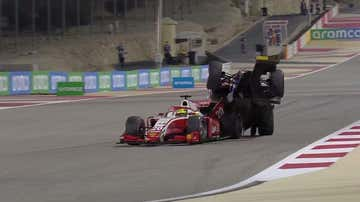 Accidente de Mick Schumacher