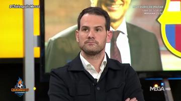 """Exclusiva de Quim Domènech en 'El Chiringuito': """"La deuda del Barça es de mil millones de euros"""""""