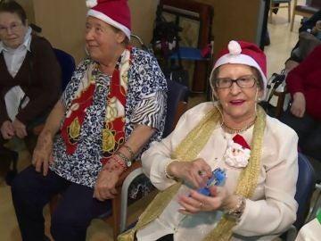 Residencias de ancianos ante la Navidad